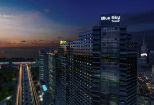 Blue Sky Tower Holiday Inn Batumi